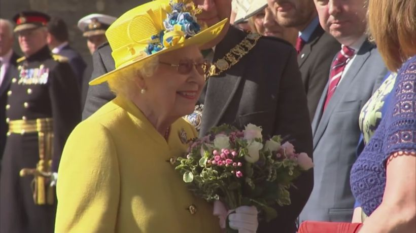 Happy 93rd Birthday to the Queen! A look back at last year
