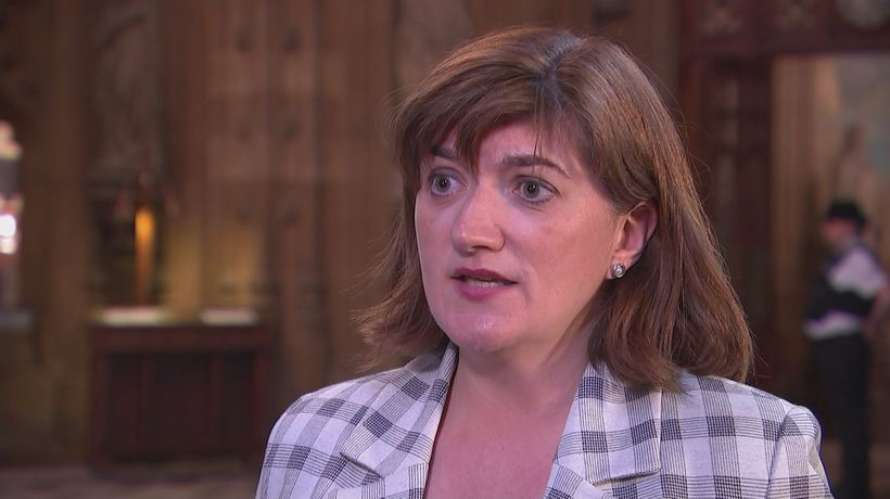 Nicky Morgan: PM's political capital is 'almost expired'