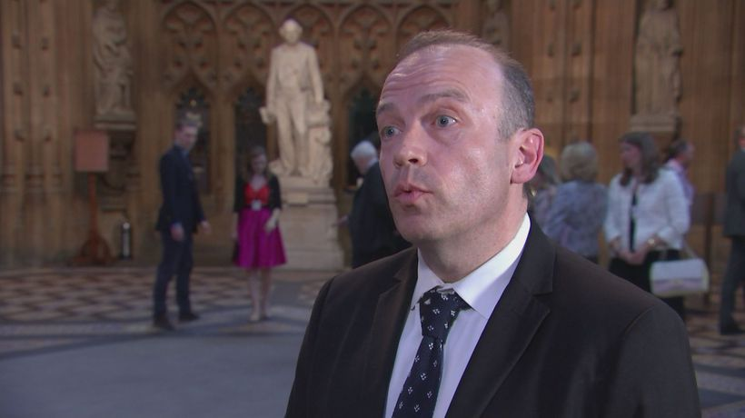 Leadsom resignation 'a great shame', says Tory MP
