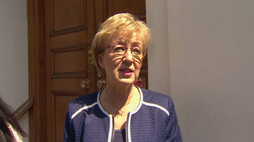 Leadsom: 'I made the right decision'
