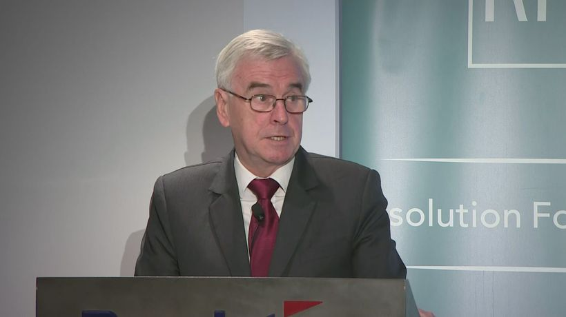 Labour promise to eliminate in-work poverty