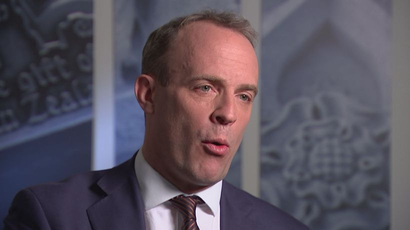 Raab: Tory MPs need to unite behind Boris Johnson