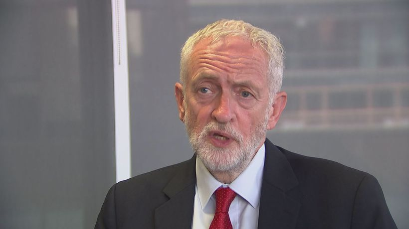 Corbyn: Boris needs to think carefully about Brexit