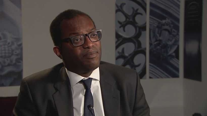Kwarteng: Recent UK blackout 'once in a 10-year event'