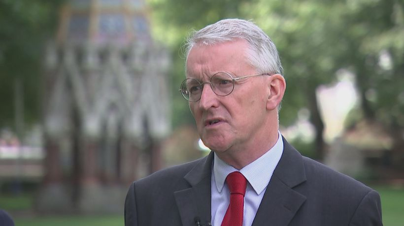Benn: MPs would fail jobs if didn't prevent no-deal Brexit