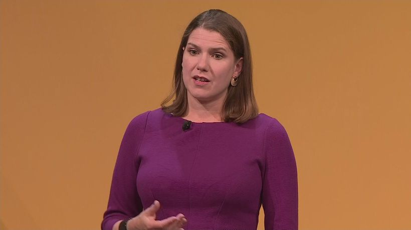 Swinson: 'Our best future is within the European Union'