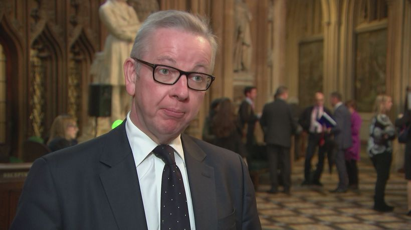 Gove: This is a great new deal