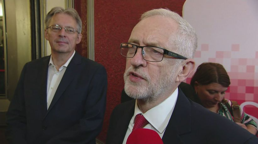 Corbyn: We cannot support this deal