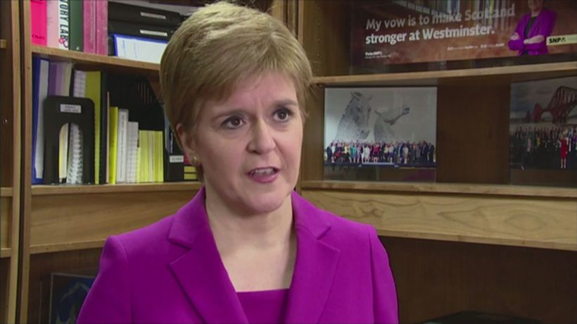 SNP plans legal challenge over exclusion from ITV debate