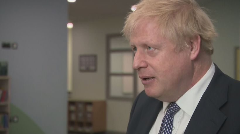 Boris: Our 'colossal investment' will help NHS