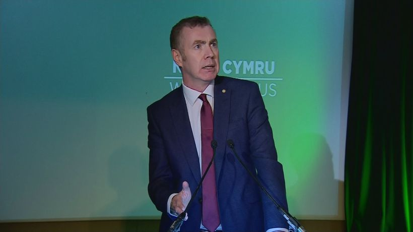 Plaid Cymru launch its General Election manifesto