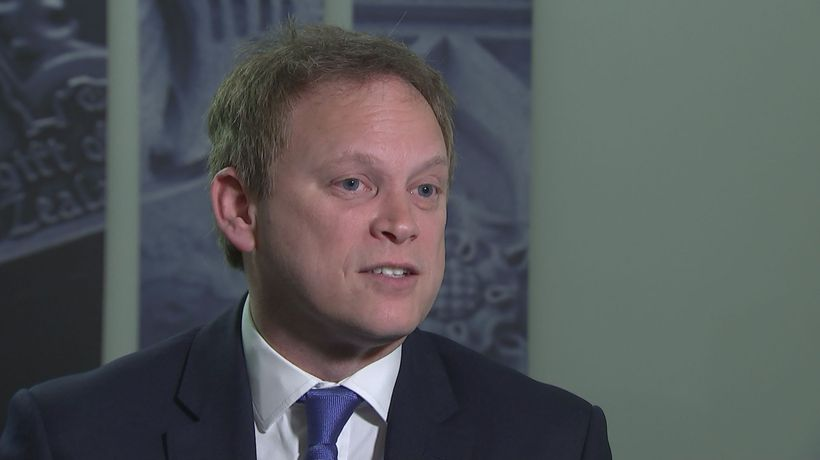 Shapps: New precautions introduced against coronavirus