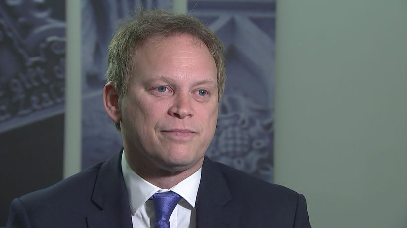 Grant Shapps: Government still reviewing HS2