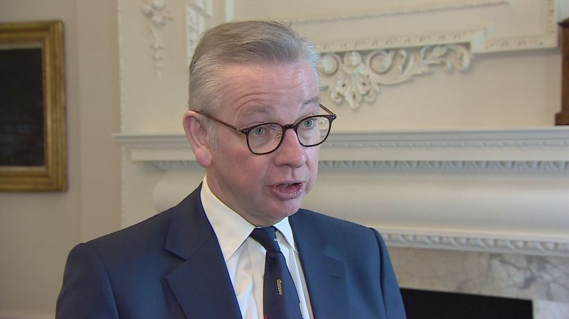 Gove: Canada-style FTA would be 'straightforward' for EU