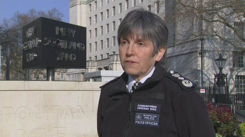 Met Police appeal for retired officers to return