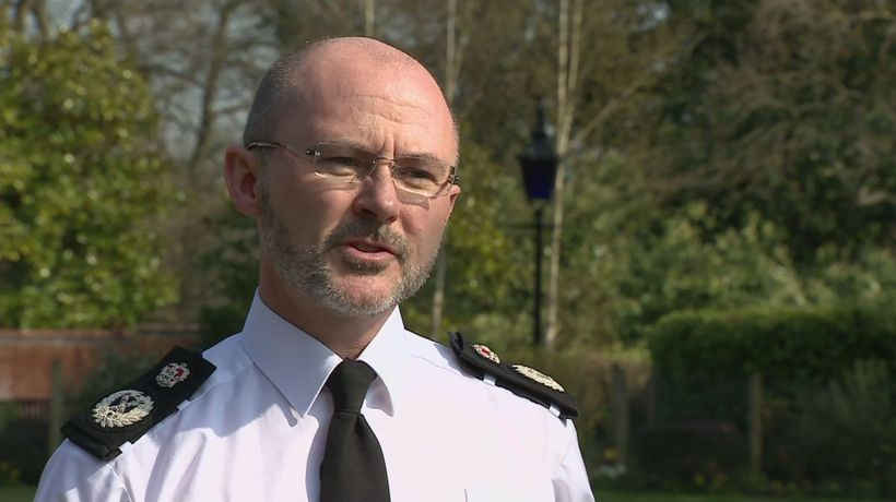 Surrey Police: This is about 'persuasion'