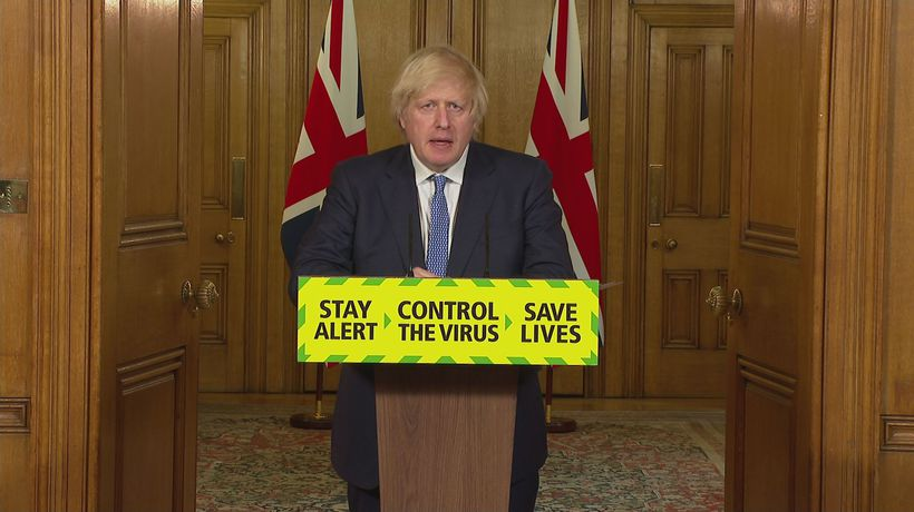 PM addresses public ahead of further lockdown easing