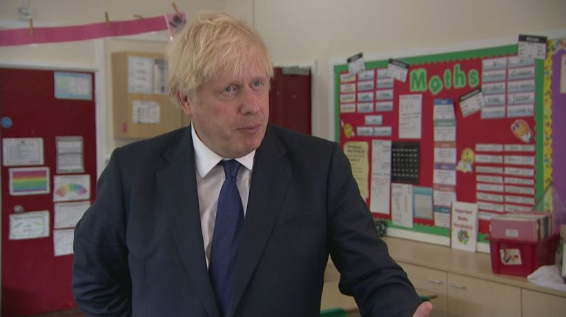 Boris: Cruel and criminal gangs are risking lives