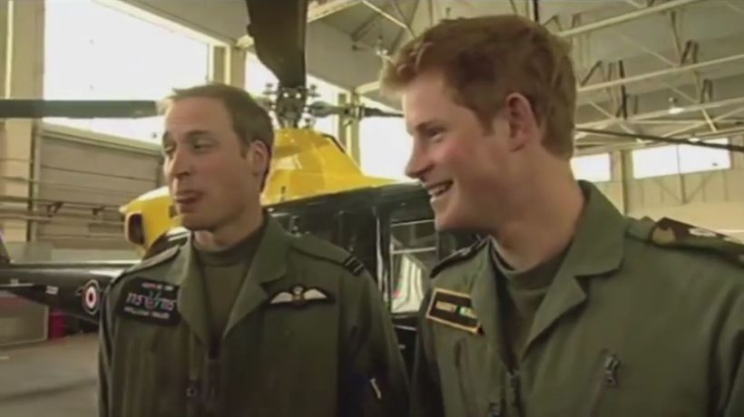 Prince William and Prince Harry's Best Brotherly Banter!