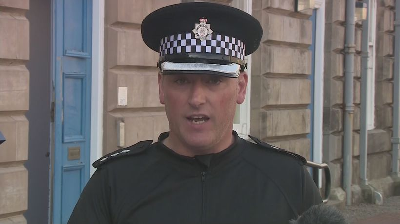 Police give statement on fatal train derailment