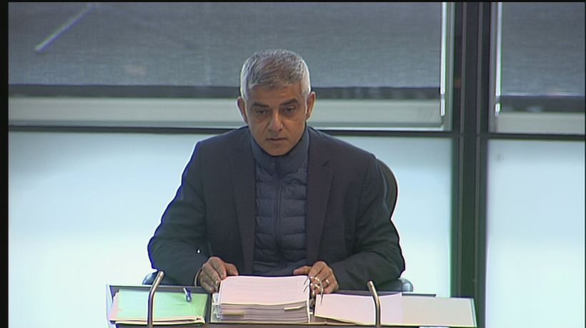 Sadiq Khan says London will move into Tier 2 restrictions