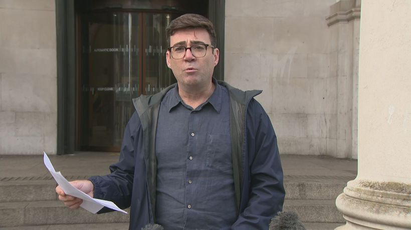 Tier-3 plans are 'flawed and unfair', says Andy Burnham