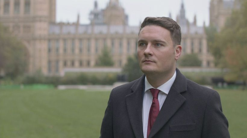 Labour MP Wes Streeting condemns the government's approach t