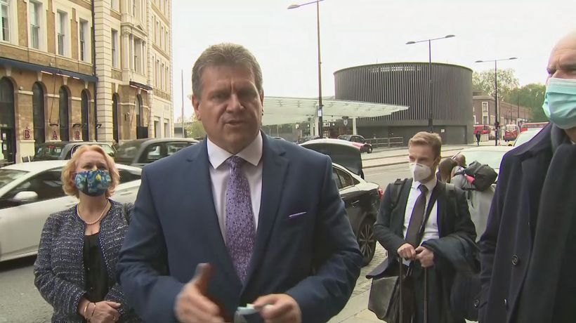 Sefcovic: EU are ready to work until last minute to get deal