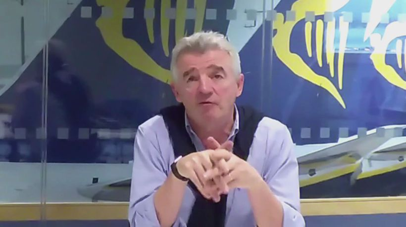 Ryanair: New Covid rules not best way to deal with pandemic