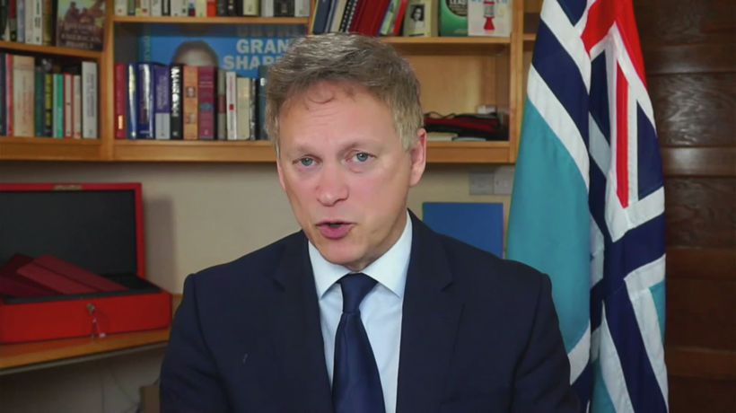 Shapps: 'Belt and braces' approach to South American travel