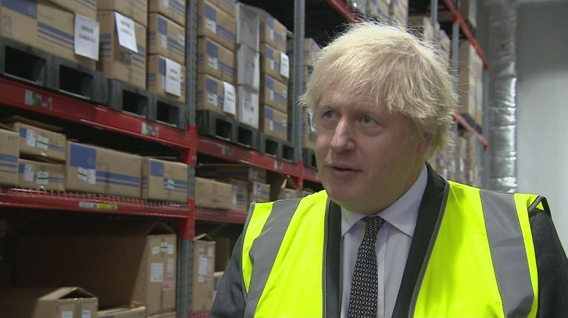 PM: Brexit funding for fishing businesses
