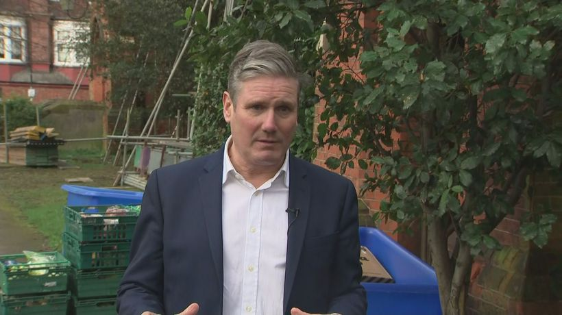 Starmer calls for Universal Credit uplift to be extended