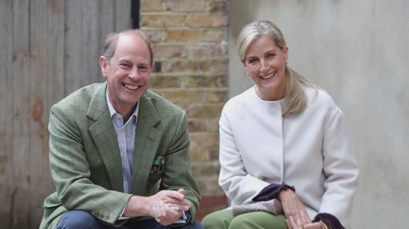 Sophie, Countess of Wessex celebrates her 56th birthday