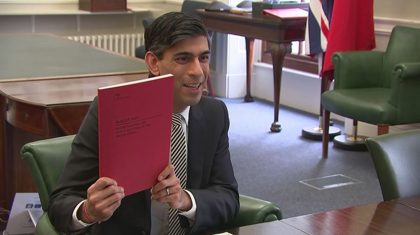 Chancellor holds virtual business call ahead of Budget