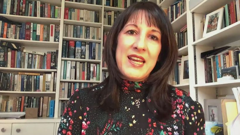Rachel Reeves on 'really concerning' Greensill scandal