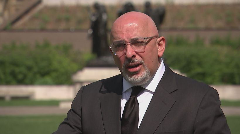 Zahawi: It's right to look into compulsory vaccinations
