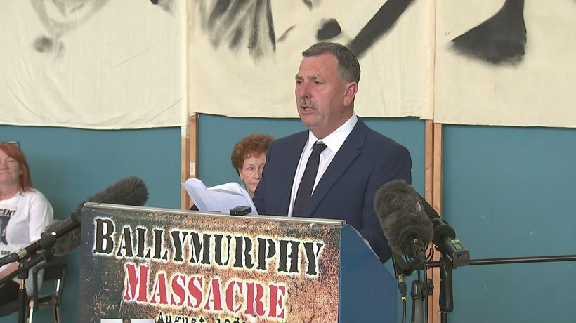 Names of innocent Ballymurphy victims read out