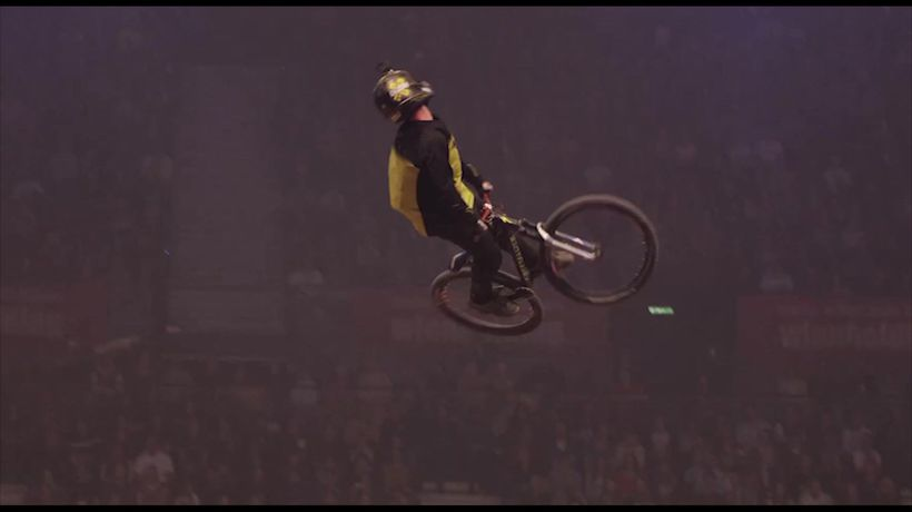 Highlights from Masters of Dirt FMX event