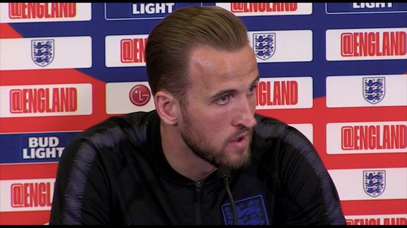 Winning Nations League would top 2018 - Kane
