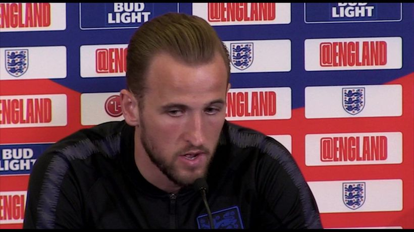 People expect England to do well now - Kane