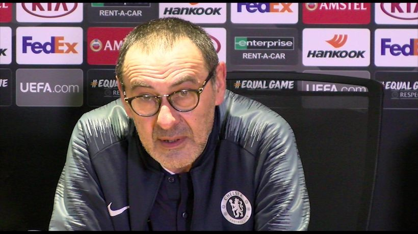 It will be difficult to win Europa - Sarri