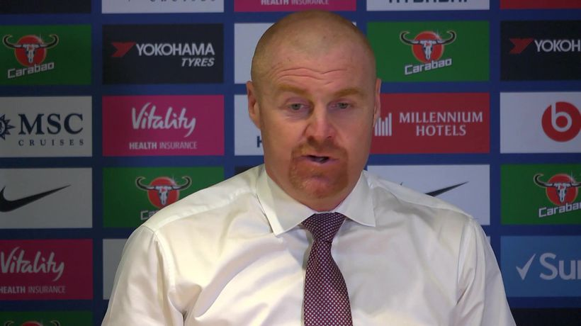 "Sean Dyche ""I would love to have their money and p"