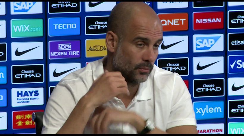 Old Trafford and United not scary anymore - Pep