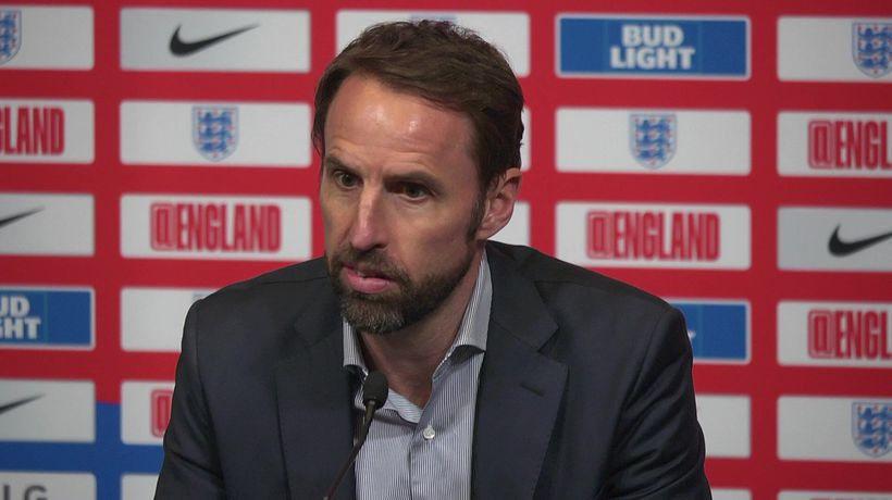 """Southgate on squad selection & """"great week for eng"""