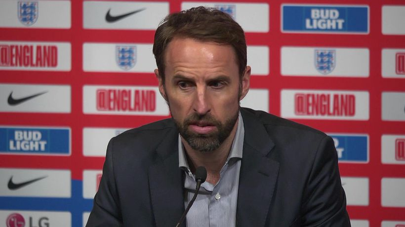 """Southgate """"we have to adapt which we have always d"""