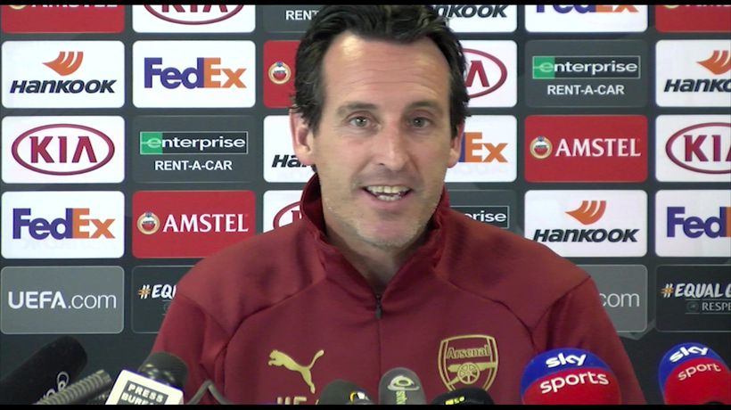Every fan wants to come, sad they can't - Emery