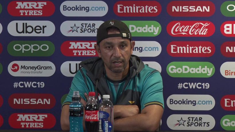 Pakistan coach Azhar Mahmood pre New Zealand