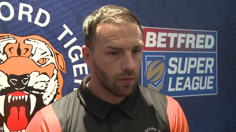 Luke Gale on mental health and injuries