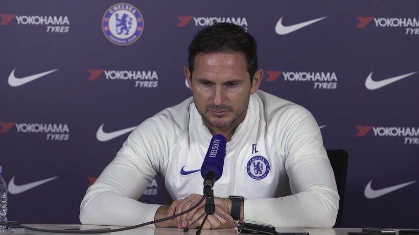 Abraham disappointed by racist abuse - Lampard