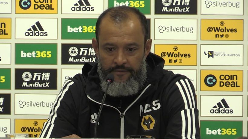Pleased with the performance - Nuno